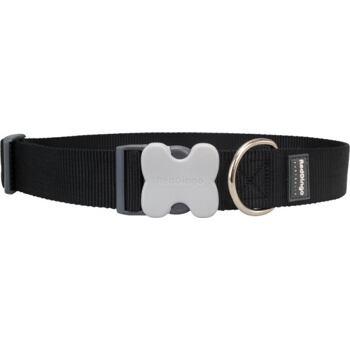 Dog Collar 40 mm x 50-80 cm – Black