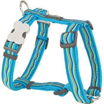Dog Harness 25 mm x 56-80 cm - Dreamstream Turq.