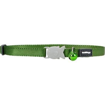 Kitten Collar 12 mm x 20-32 cm – Green