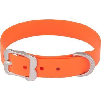 Dog Collar Vivid 25 mm x 56-66 cm - Orange