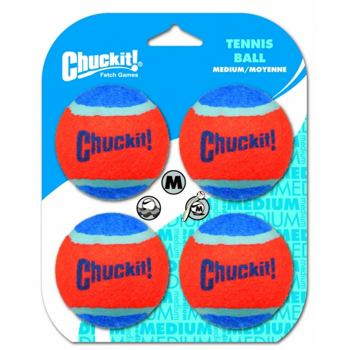 Tennis Ball Medium 6,5 cm – 4 pack