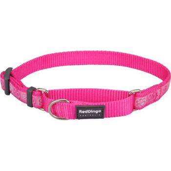 Martingale Dog Collar 25 mm - Paw Impressions HP