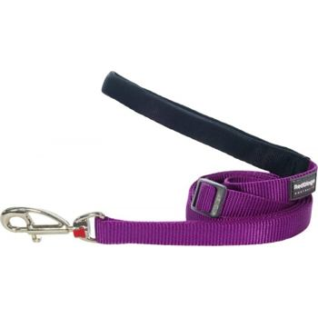 Dog Lead 20 mm x 1,8 m – Purple