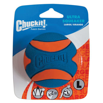 Ultra Squeaker Ball Large - 7,5 cm