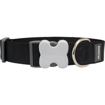 Dog Collar 40 mm x 37-55 cm – Black