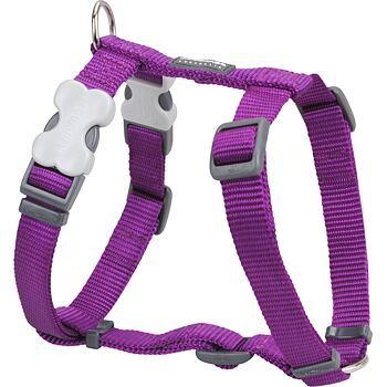 Dog Harness 25 mm x 71-113 cm – Purple
