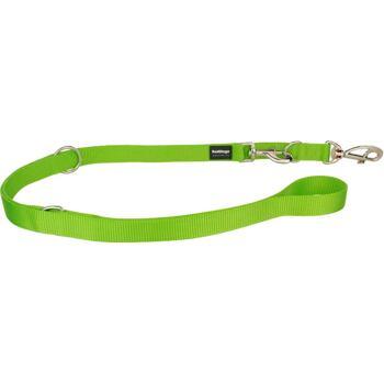 Multipurpose Dog Lead 25 mm x 2 m – Lime