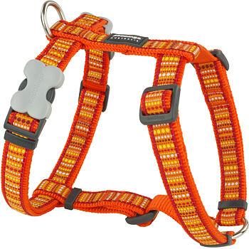Dog Harness 15 mm x 36-54 cm - Lotzadotz Orange