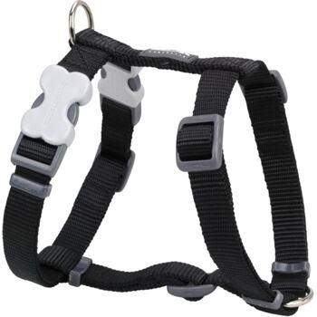 Dog Harness 25 mm x 56-80 cm – Black