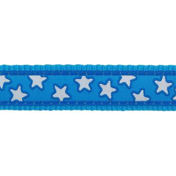 Multipurpose Dog Lead 12 mm x 2 m - Stars White