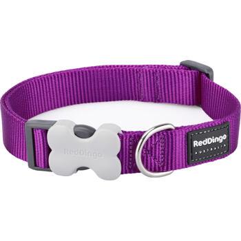 Dog Collar 15 mm x 24-37 cm – Purple