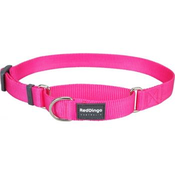 Martingale Collar 15 mm – Hot Pink