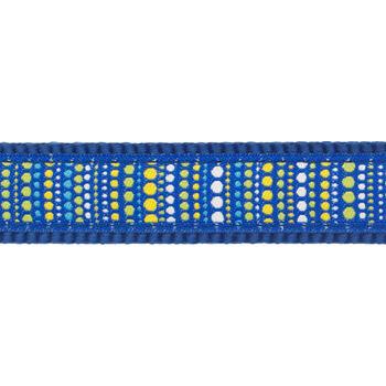 Cat Collar 12 mm x 20-32 cm– Lotzadotz Blue