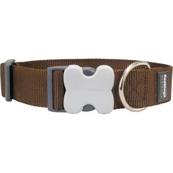 Dog Collar 40 mm x 37-55 cm – Brown