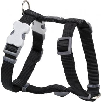 Dog Harness 25 mm x 71-113 cm – Black