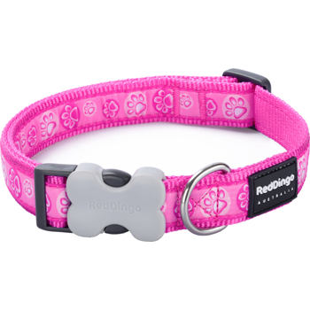 Dog Collar 20 mm x 30-47 cm – Paw Impressions HP